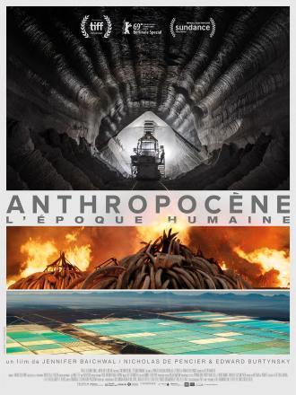 ANTHROPOCENE - L'EPOQUE HUMAINE