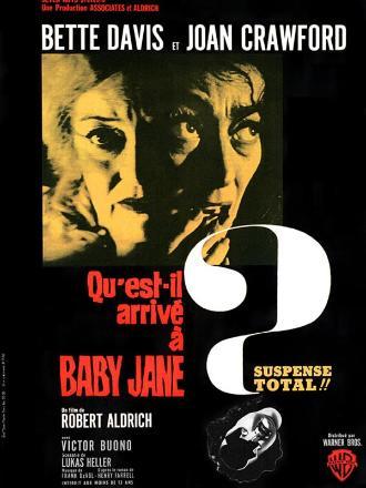 QU'EST-IL ARRIVE A BABY JANE ?