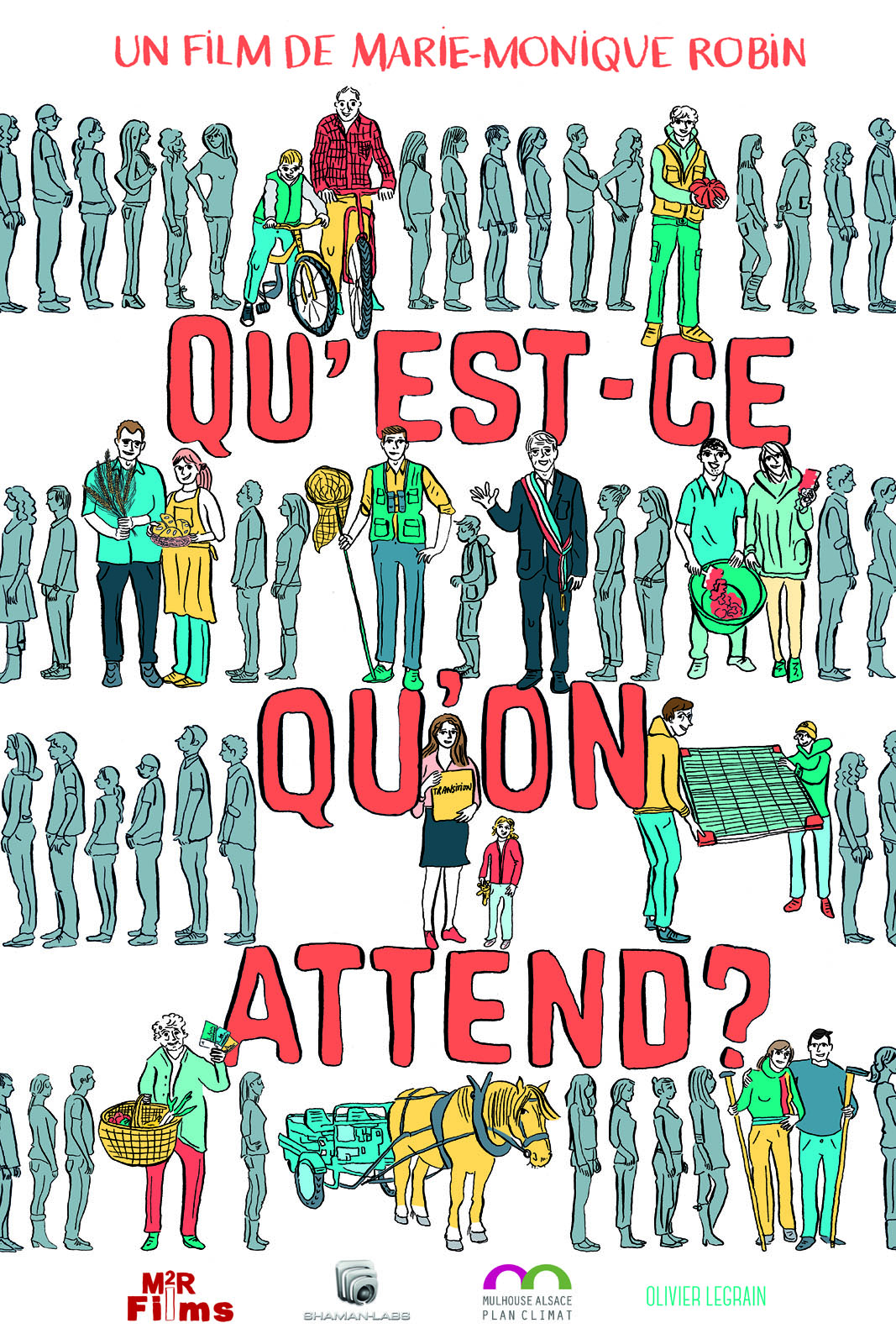 QU'EST-CE QU'ON ATTEND?