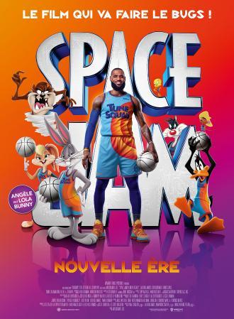 SPACE JAM - NOUVELLE ERE