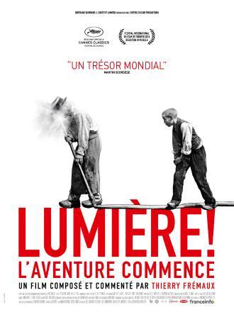 LUMIERE ! L'AVENTURE COMMENCE
