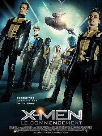 X MEN : LE COMMENCEMENT