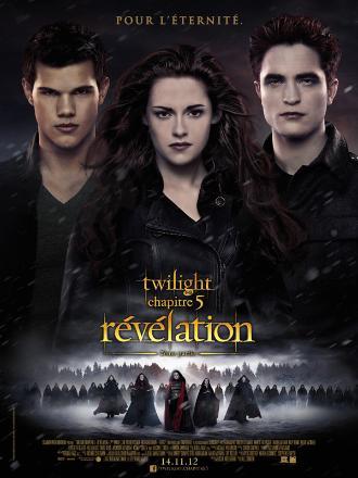 TWILIGHT CHAPITRE 5 : REVELATION - 2EME PARTIE