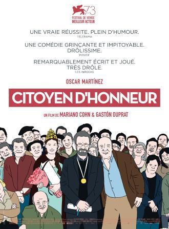 CITOYEN D'HONNEUR