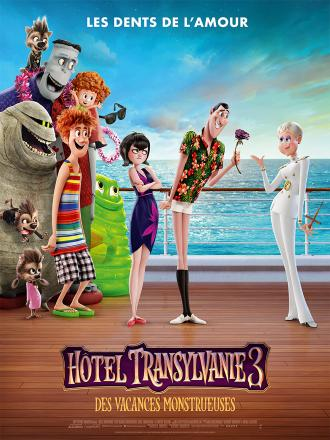 HOTEL TRANSYLVANIE 3 : DES VACANCES MONSTRUEUSES