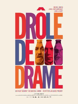 DROLE DE DRAME