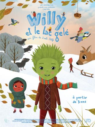 WILLY ET LE LAC GELE
