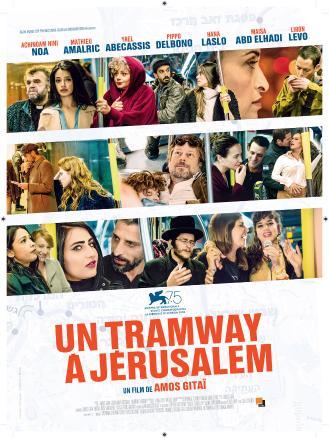 UN TRAMWAY A JERUSALEM