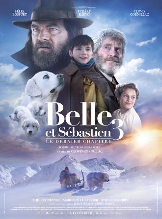 BELLE ET SEBASTIEN 3 : LE DERNIER CHAPITRE