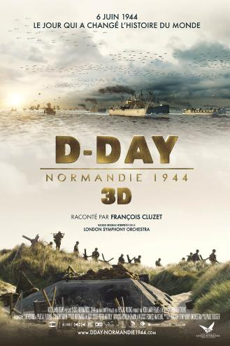 D-DAY, NORMANDIE 1944