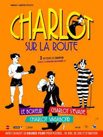CHARLOT SUR LA ROUTE