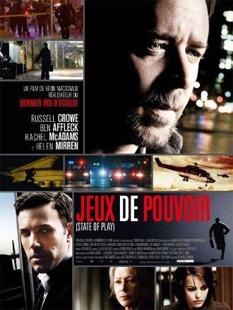 JEUX DE POUVOIR