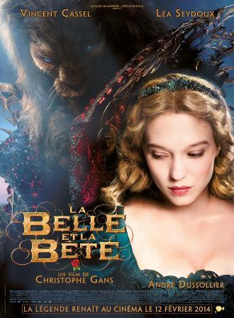 LA BELLE ET LA BETE - 2014