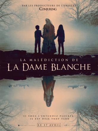LA MALEDICTION DE LA DAME BLANCHE