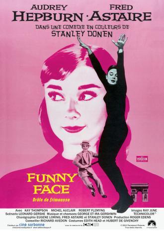 FUNNY FACE - DROLE DE FRIMOUSSE