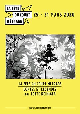 LA FETE DU COURT 2020 - CONTES PAR LOTTE REINIGER