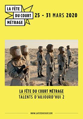 LA FETE DU COURT 2020 - TALENTS D'AUJOURD'HUI 2