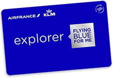 Carte Flying Blue