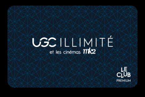 Carte UGC Illimité