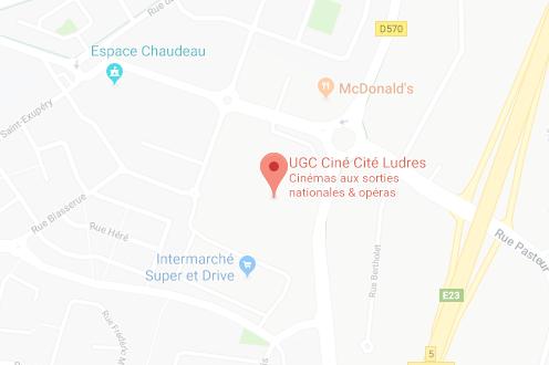Cinéma UGC LUDRES UGC Ciné Cité Ludres - UGC.fr