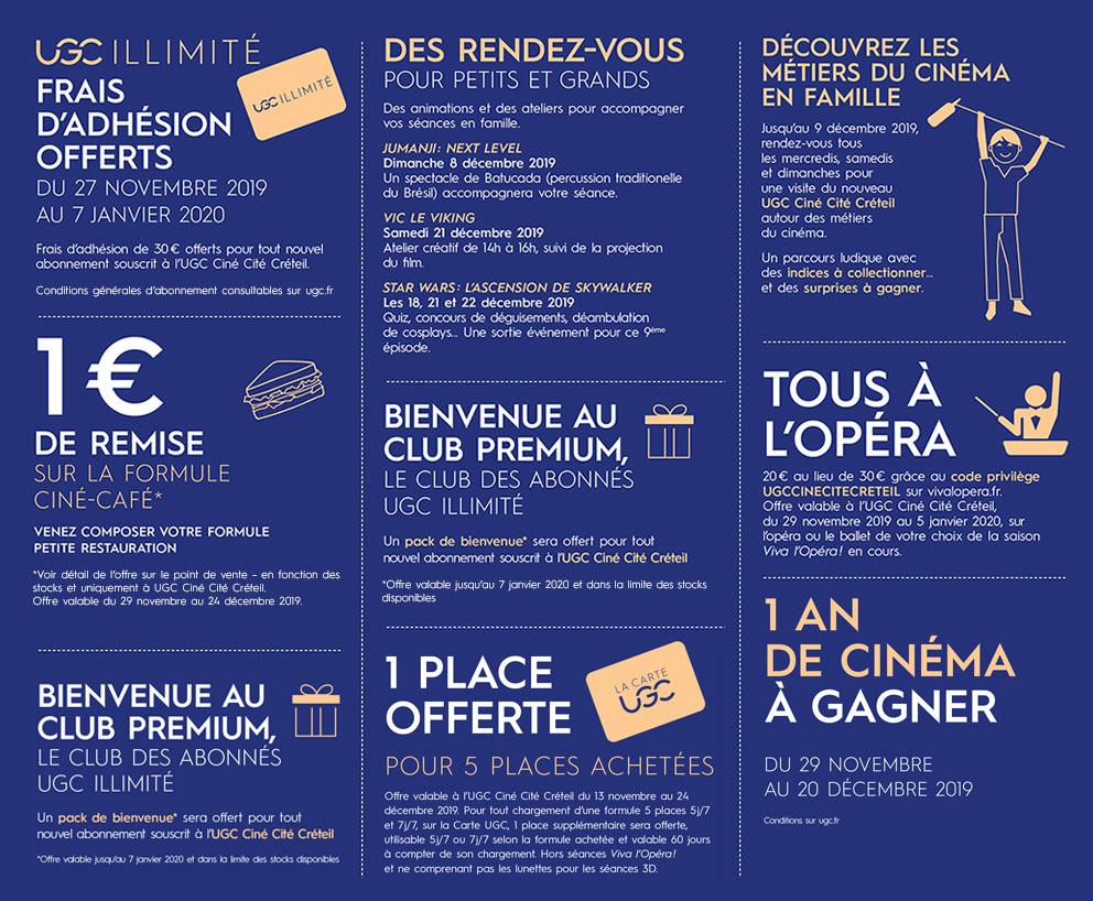 UGC Ciné Cité Créteil se réinvente - UGC.fr
