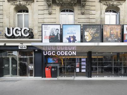 Cinéma UGC PARIS UGC Odéon - UGC.fr